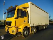 Camión MAN lonas deslizantes (PLFD) usado