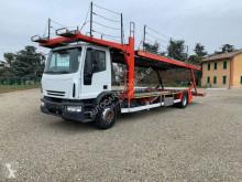 Camión Iveco Eurocargo 180 E 28 tector portacoches usado