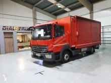 Camião Mercedes Atego 1218 cortinas deslizantes (plcd) usado