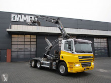 Camion DAF AS75PC porte containers occasion