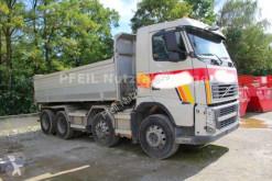 Caminhões Volvo FH13-420 8X4 DSK- Blatt-Blatt- Top Zustand basculante usado