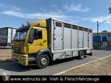 Camion MAN 15.220 Menke Einstock van à chevaux occasion