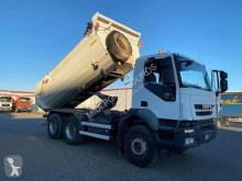 Iveco Trakker 360 truck used half-pipe tipper