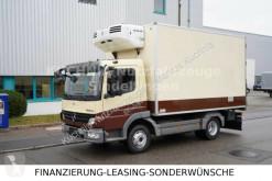 Caminhões frigorífico Mercedes Atego Atego 918L 5-Fleisch Rohrbahnen TK MD-200 Klima