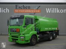 Camión cisterna hidrocarburos MAN TGA 26.310 TGA, Esterer A3, 3 Kammer, Sening,Drucker