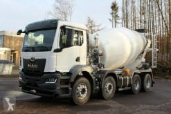 Camión hormigón cuba / Mezclador MAN TGS 32.430 8x4 / Euromix MTP EM 9m³ R TG 3 NEU