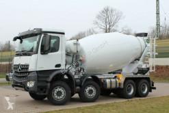 Camión hormigón cuba / Mezclador Mercedes AROCS 5 4142 8x4 / Euro6d EuromixMTP EM 10m L
