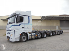Mercedes Actros 2542 tractor-trailer used container