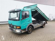 Mercedes Atego 818 K 4x2 818 K 4x2, 2x AHK Tempomat truck used three-way side tipper