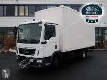 MAN TGL 8.190 4X2 BL E6 Koffer LBW Klima truck used box