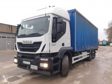 Iveco tautliner truck Stralis AT 260 S 31