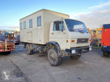 Camion fourgon MAN 8.150