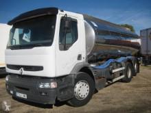 Camion Renault Premium 370.26 cisternă transport alimente second-hand