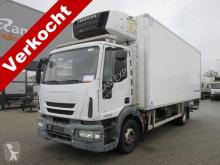 Camión frigorífico mono temperatura Iveco ML140E22 KLIMA, MANUAL, ATP, Ful Steel