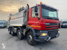 DAF CF85 480 truck used half-pipe tipper