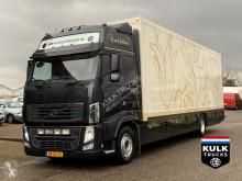 Camião Volvo FH 420 frigorífico mono temperatura usado