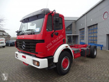 Mercedes chassis truck 1824