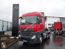 Camión Mercedes Actros 2643 LS 6x4 Euro 6 chasis usado