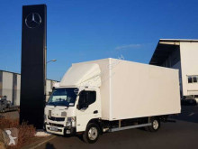 Camion Mitsubishi Fuso Canter 7C15 Koffer + LBW Automatik Klima fourgon occasion