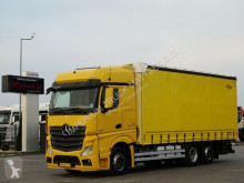 Mercedes ACTROS 2545 / 6X2 /EURO 5 / 06.2012 / BIG SPACE truck used tarp
