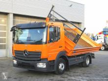 Mercedes tipper truck Atego 818 K 2-Achs Kipper Schalter