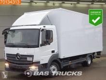 Camión Mercedes Atego 818 furgón usado