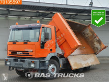 Iveco Eurotrakker truck used two-way side tipper