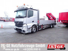 Camião MKG HLK Mercedes-Benz 2546 L NR 6x2 Actros, Pritsche, 531 a5 estrado / caixa aberta usado