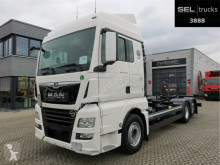 Camión MAN TGX 26.500 6x2-2 LL / Intarder / ADR chasis usado