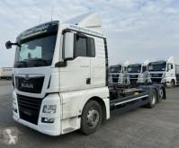 Camión MAN TGX 26.460 LL Jumbo, Multiwechsler 3 Achs BDF W chasis usado