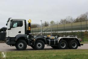 Camión multivolquete MAN TGS TG3 35.430 8x4 Euro6d Abroller