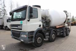 DAF concrete mixer truck CF 85 410 8x4 - 2 units