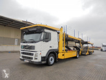 Volvo FM12 trailer truck used car carrier