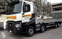 Camion Renault porte engins neuf