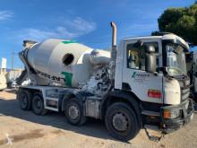Scania betonkeverő beton teherautó P 410