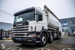 Camión cisterna alimentario Scania P 380