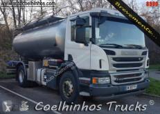 Camion citerne Scania P 410
