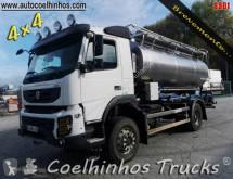 Camión cisterna Volvo FMX 370
