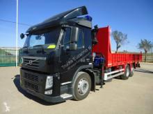 Volvo plató teherautó FM 330