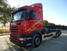 Scania truck used hook arm system