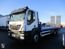 Camion porte engins Iveco Stralis AD 260 S 31 Y/FS-CM