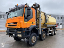 Iveco water tanker truck Stralis