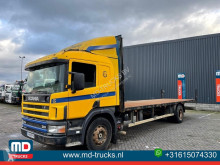 Scania flatbed truck P 310