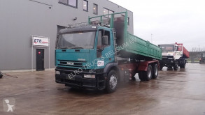 Iveco tipper truck Eurotech