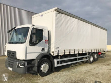 Camion Renault Gamme D WIDE obloane laterale suple culisante (plsc) second-hand