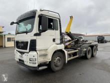 Camión Gancho portacontenedor MAN TGS 26.480