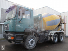 MAN FE 310 A truck used concrete mixer
