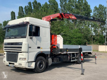 DAF XF 430 truck used standard flatbed