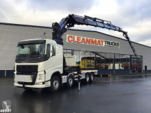 Volvo flatbed truck FH 500
