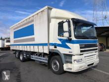 Ciężarówka firanka DAF CF85 410